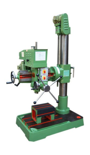 25mm Pillar Drill Machine