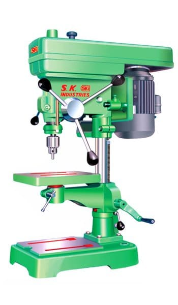 6mm Pillar Drill Machine