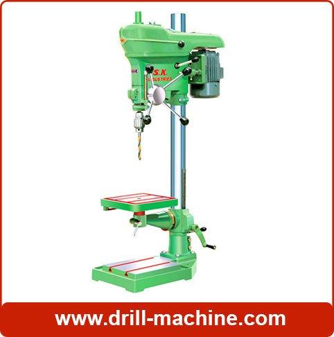 20mm Round Drill Machine Supplier, Exporter in Gujarat
