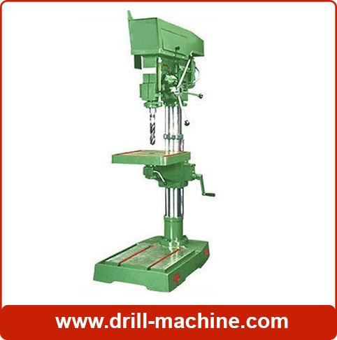 40mm Pillar Drill Machine, Drill Machine supplier in India