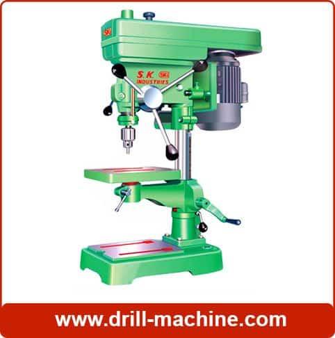 6mm High Speed drill machine manufacturer