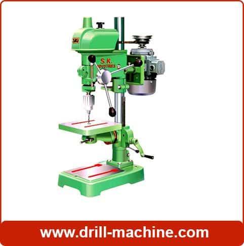 standard drill machine