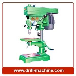 6mm high speed drill machine - Workshop Machine Manufacturer in Gujarat, India