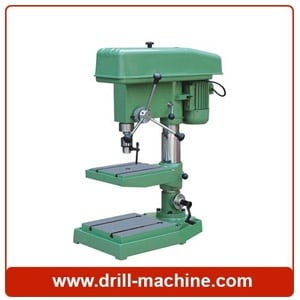 bench type drill machine - Drill machine manufacturer in Ahmedabad, Gujarat, India